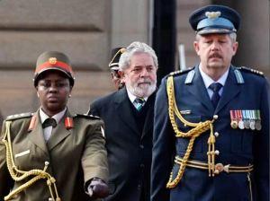O Lula na África ― jul° 2010