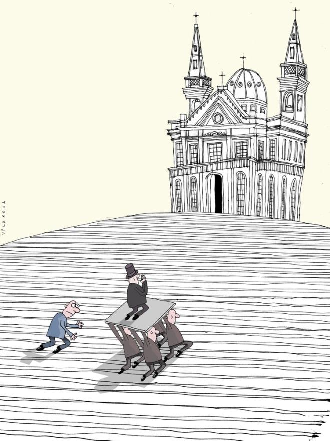 by Paulo Volmar Mattos Vilanova, desenhista gaúcho