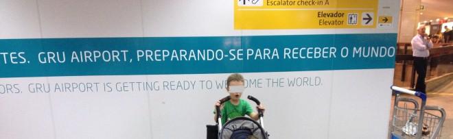 Aeroporto de Guarulhos, São Paulo