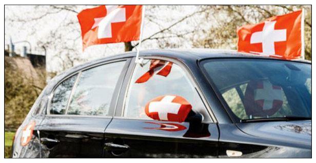 Foto: Keller Fahnen, Suíça