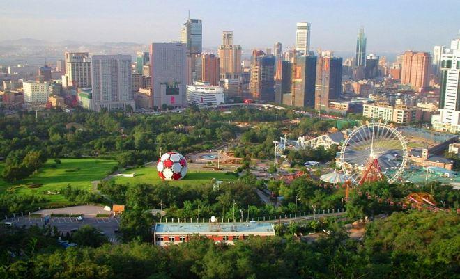 Dalian, norte da China