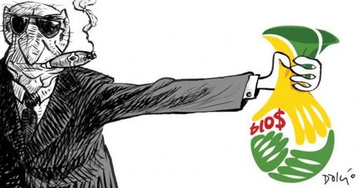 by Dalcio Machado, desenhista paulista