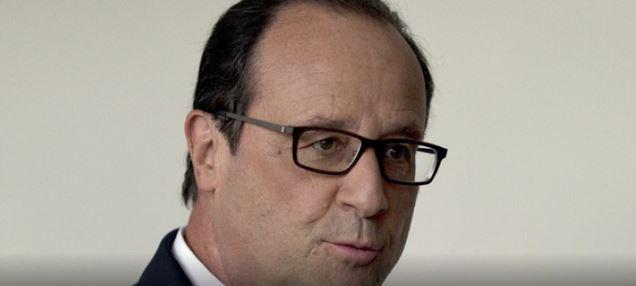 François Hollande Foto Kenzo Tribouillard, AFP