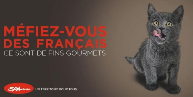 Desconfie dos franceses! São bons gourmets.