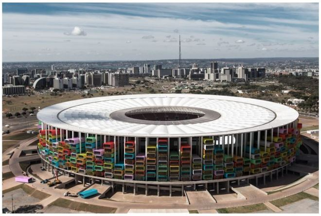 Projeto Casa Futebol, Foto EFE