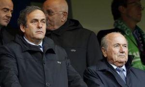 Platini & Blatter