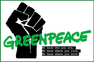 Greenpeace logo 1