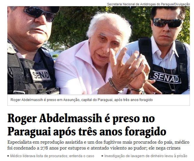Massih med Folha