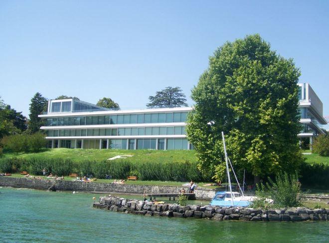 Sede da Uefa, Nyon, Suíça