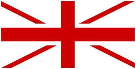 Union Jack sem Escócia