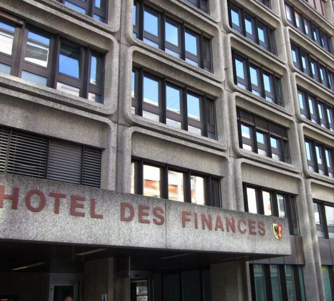 Hotel des Finances