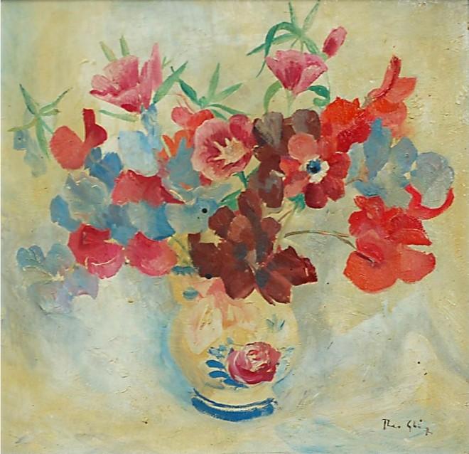 Theo Glinz (1890-1962), pintor suíço