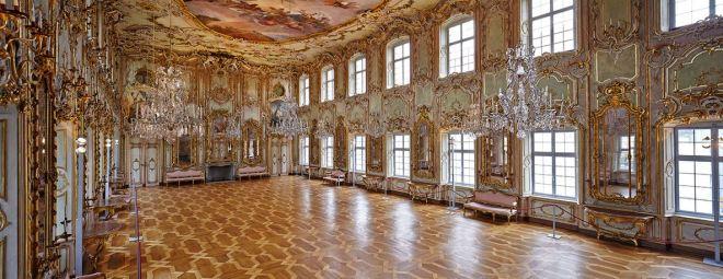 Palácio Schezler, Augsburgo, Alemanha Salão de festas