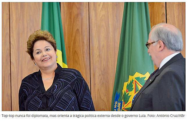 Dilma e Garcia 2
