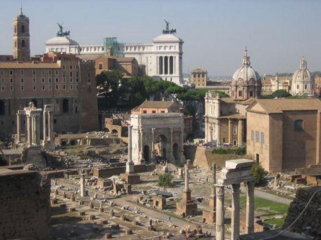 Roma – senado