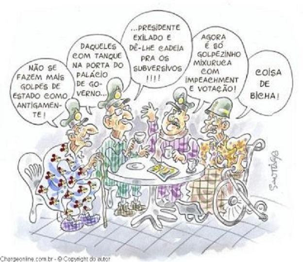 by Neltair Rebés Abreu, desenhista gaúcho