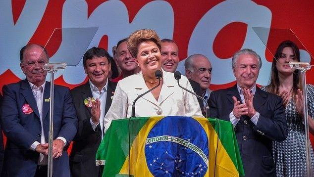 Dilma vitoria 2