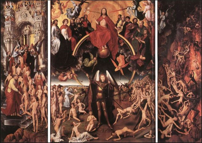 Juízo Final by Hans Memling (≈1435-1494)