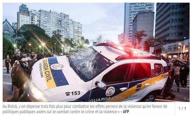 No Brasil, os gastos causados pelos efeitos perversos da violência são o triplo do que se investe em políticas públicas de combate ao crime e à violência.