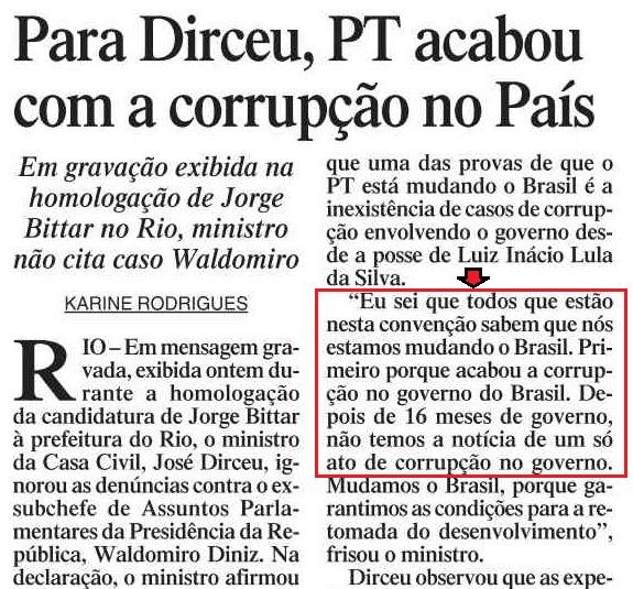 Estadão, 26 abr 2004 página A5