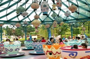 Disneylandia 1