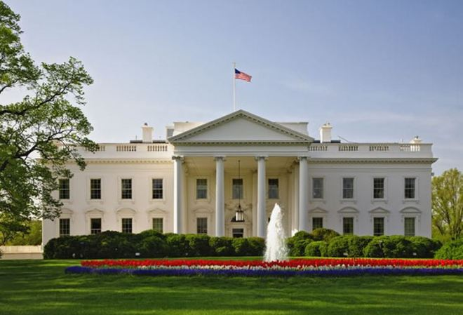 Washington, Palácio Presidencial - The White House