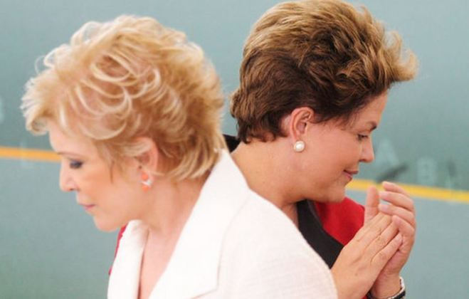 Dilma e Marta