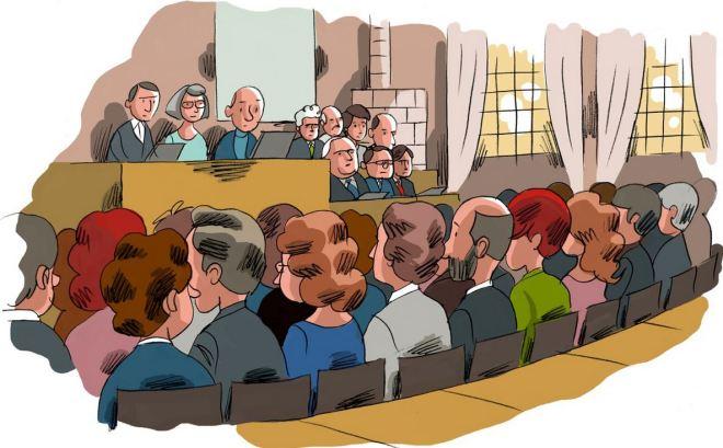 Sessão do Conselho Municipal