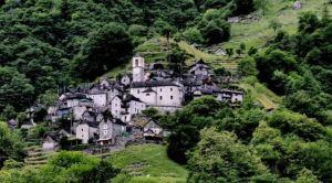 Corippo, o município menos habitado População: 18 pessoas