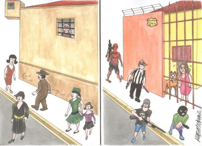 by Vladimir (Vlad) Vaz Reis, desenhista paulista