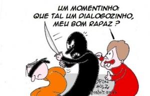 by Roque Sponholz, desenhista paranaense