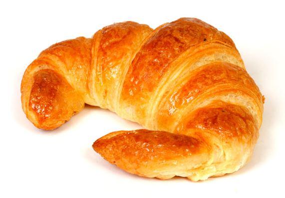 Croissant - produto de pâtisserie francesa