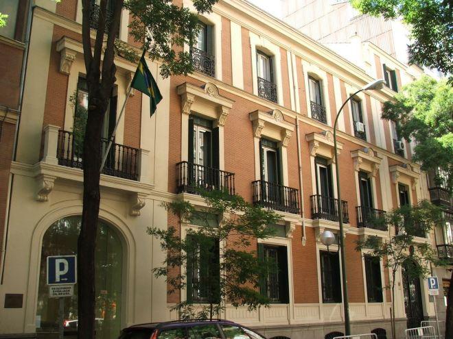 Embaixada do Brasil em Madri