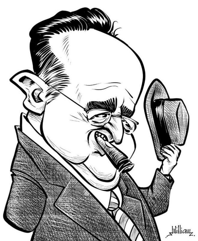 by William Jeovah de Medeiros, desenhista paraibano