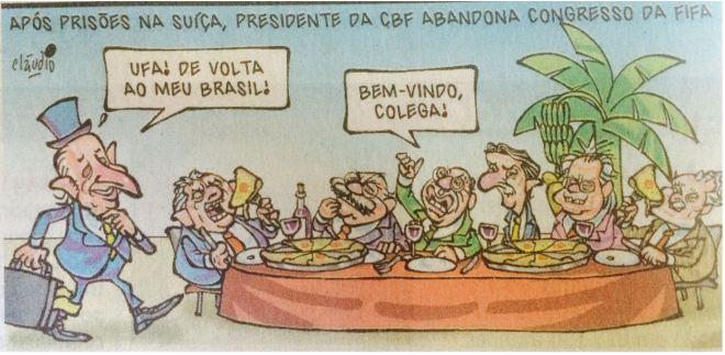 by Cláudio de Oliveira, desenhista potiguar