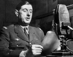 De Gaulle - alocução