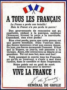 Conclamação do 18 junho 1940