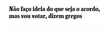 Folha de SP, 30 jun° 2015