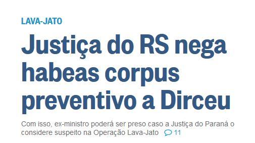 O Globo, 3 jul° 2015