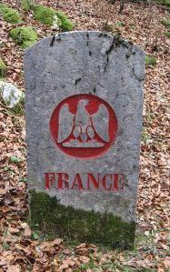 Marco divisório francês