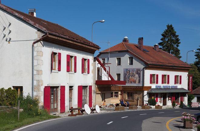 Hôtel Franco-Suisse clique para ampliar