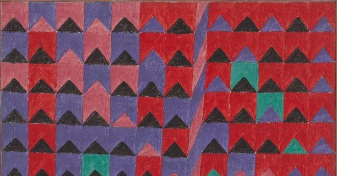 by Alfredo Volpi (1896-1988) artista ítalo-brasileiro