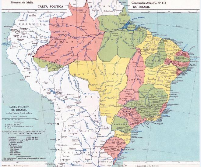 Brasil mapa 2