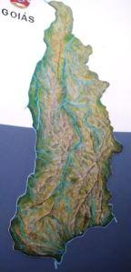 Mapa Goiás