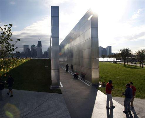 Memorial às vítimas do 11/9 projeto