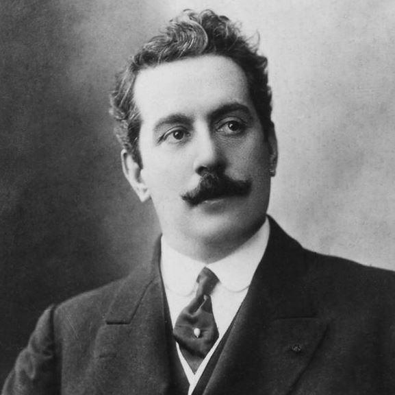 Giacomo Puccini (1858-1924), compositor italiano