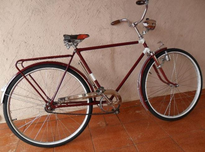 Bicicleta 8