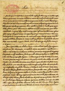 Carta de Pero Vaz sobre o achamento