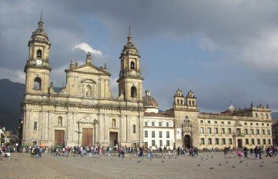 Bogotá – centro antigo