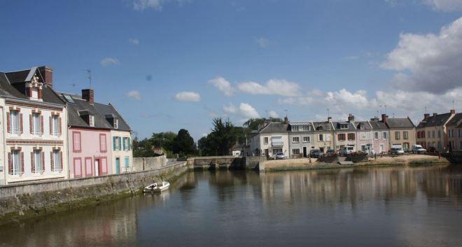 Isigny-sur-mer, Normandia, França